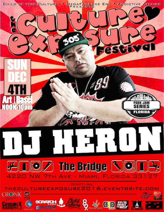 DJ Heron The Culture Exposure