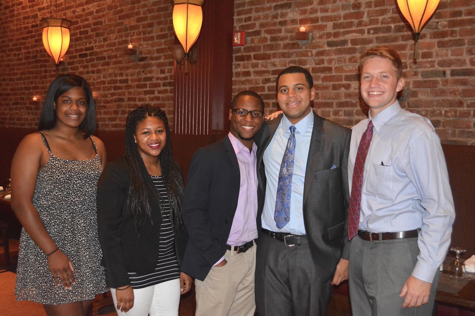Kevin Lee Bass Scholarship: Maia Hood (2013), Shannon Coombs (2012), Lloyd Richards Jr.  (2014), Christopher Clough (2015) and Thomas Henson (2011)