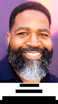 Moderator Jamil Smith