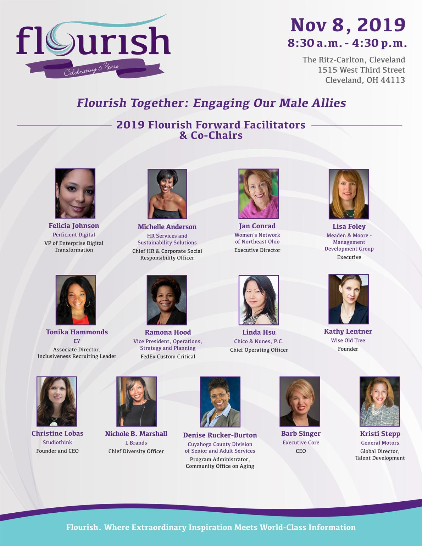 2019 Flourish CLE Co-Chairs