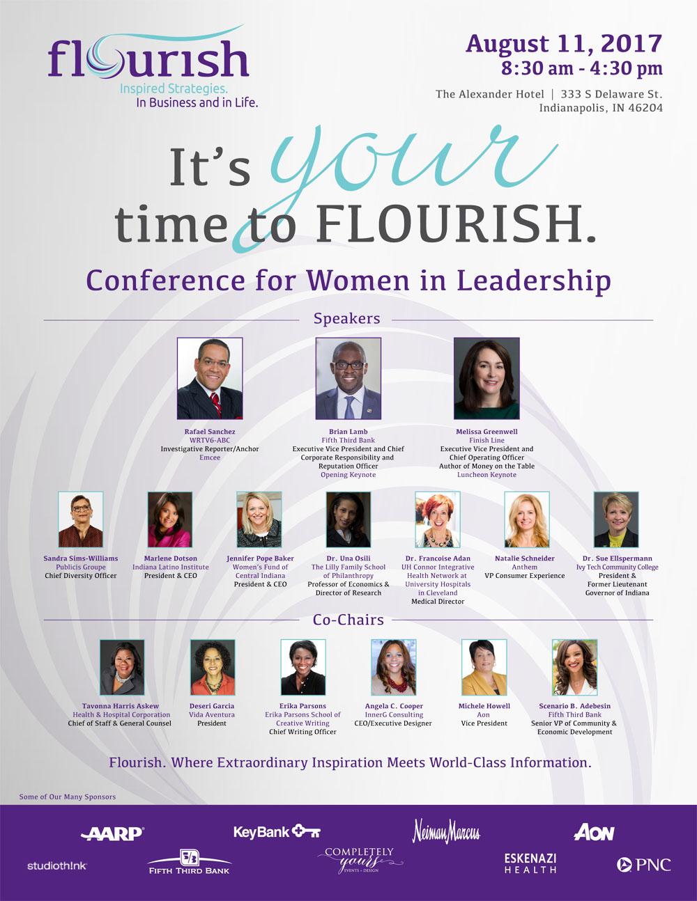 2017 Flourish Indy Speakers