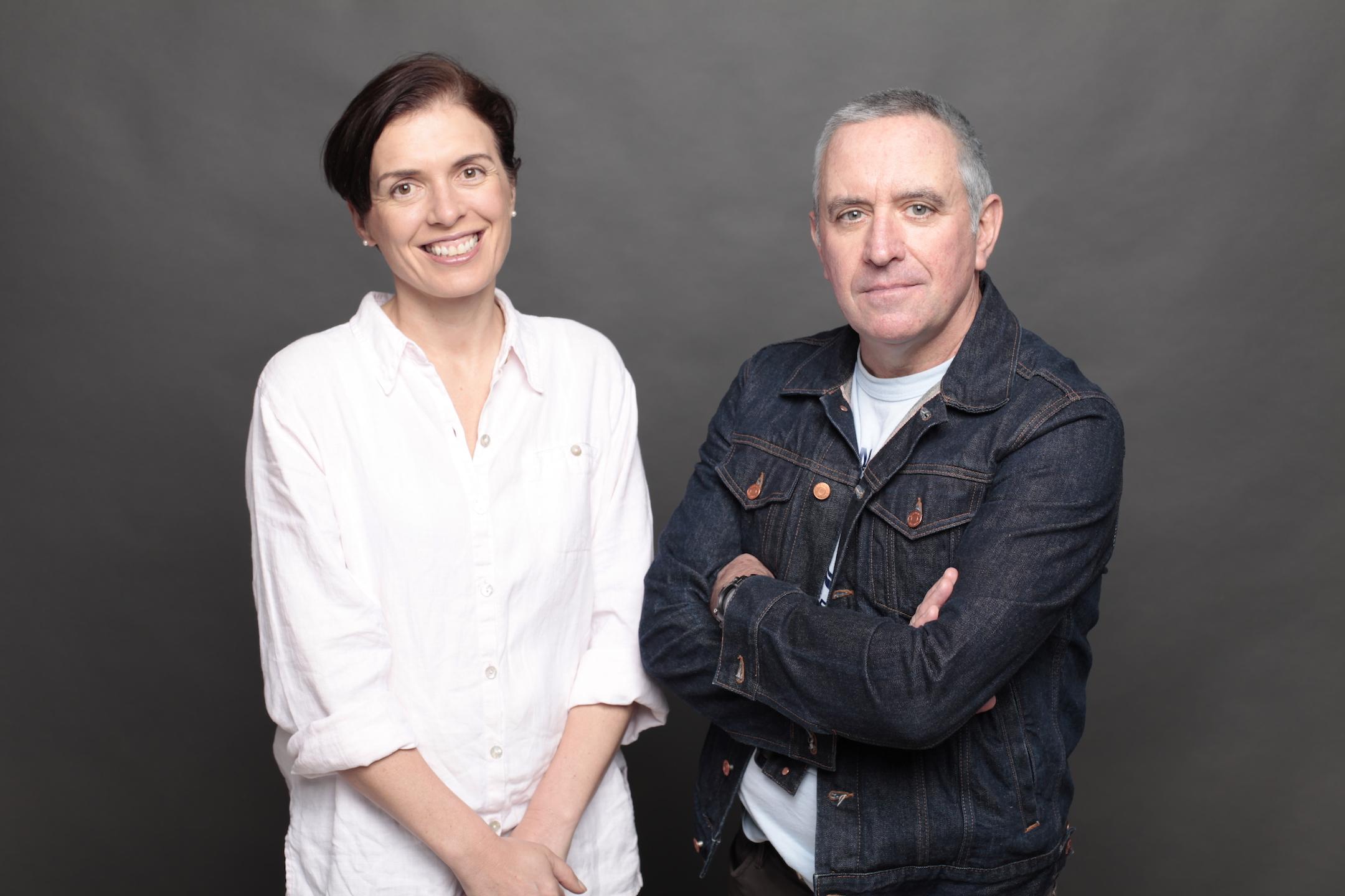 Chris Byrne and Diane Bell