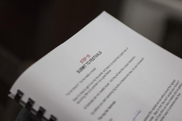 Rebel Heart Film Workbook