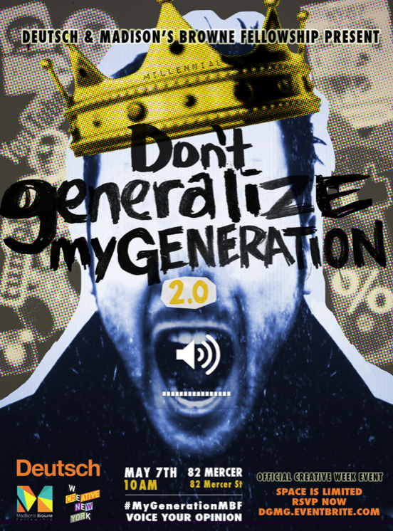 Don't Generalize My Generation 2.0