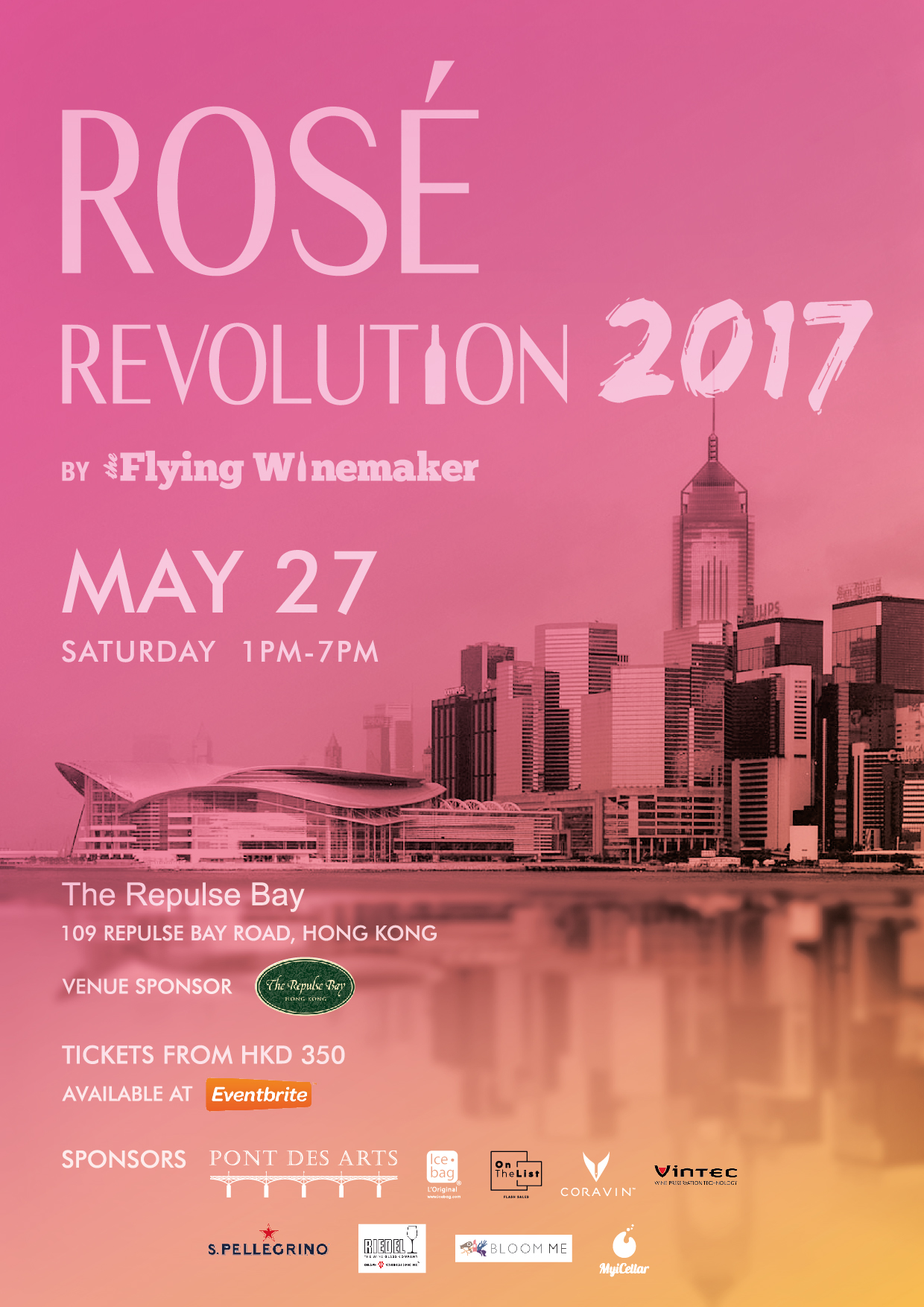 Rose Revolution 2017 HK