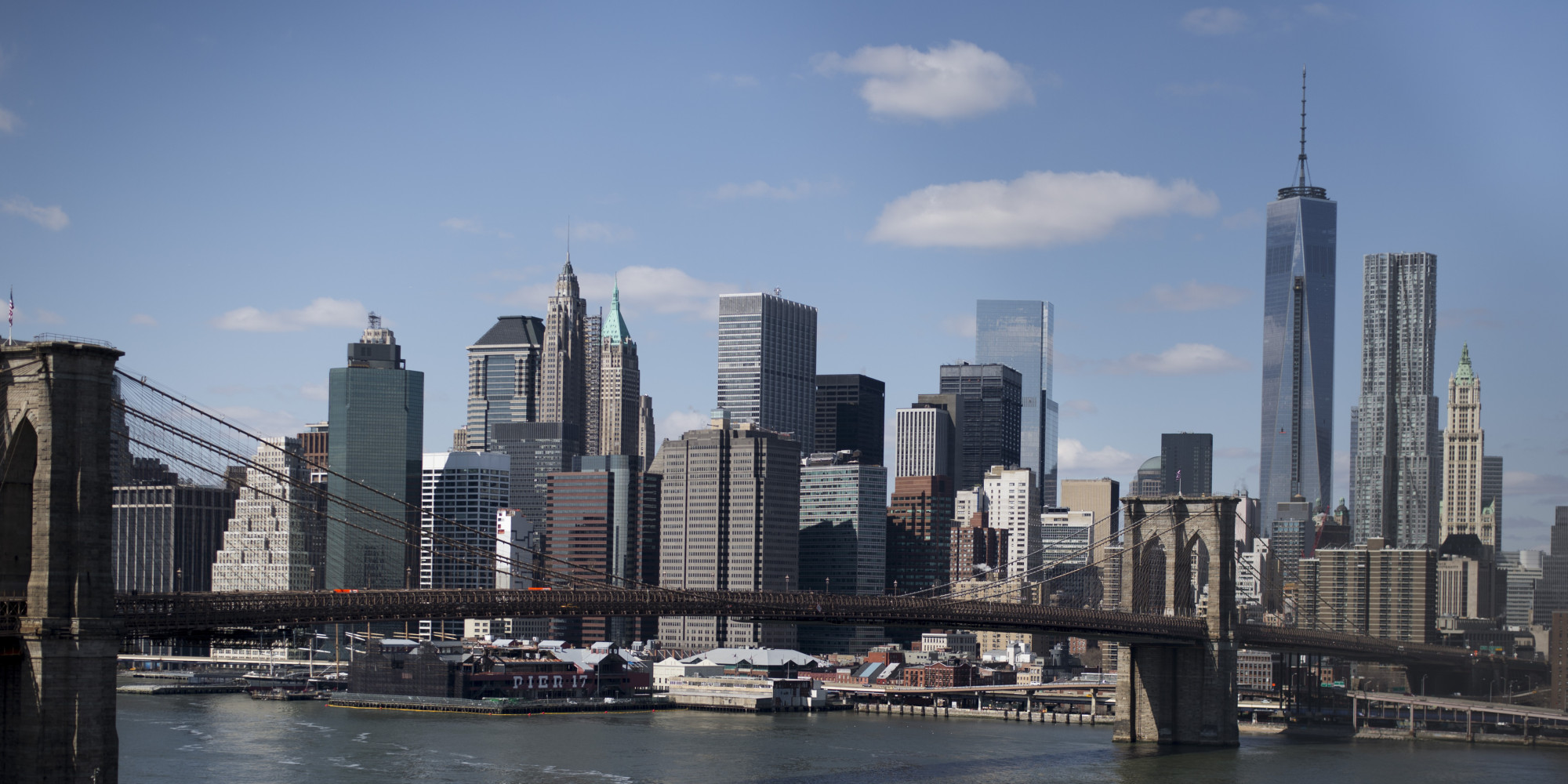 york city skyline day - photo #4