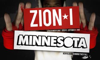 ZION I + MINNESOTA | Friday 2.01 | Santa Barbara