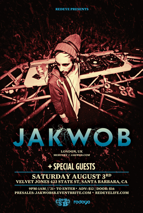 Fiesta Weekend (Santa Barbara) with JAKWOB