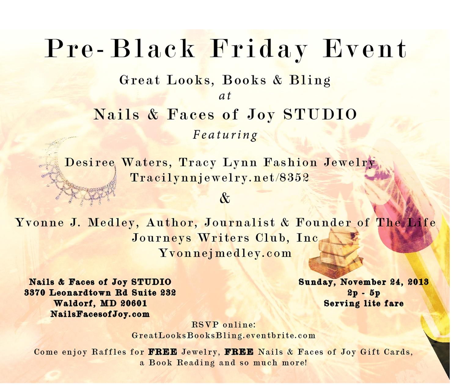 PreBlackFriday Event