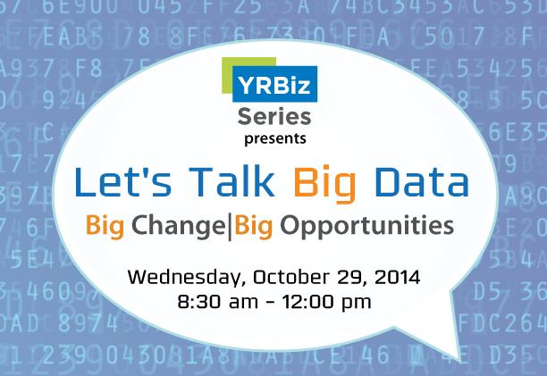 Let's Talk Big Data