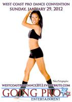 West Coast Pro Dance Convention 2012