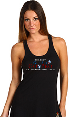 Going Pro 2012 Event Tank Top