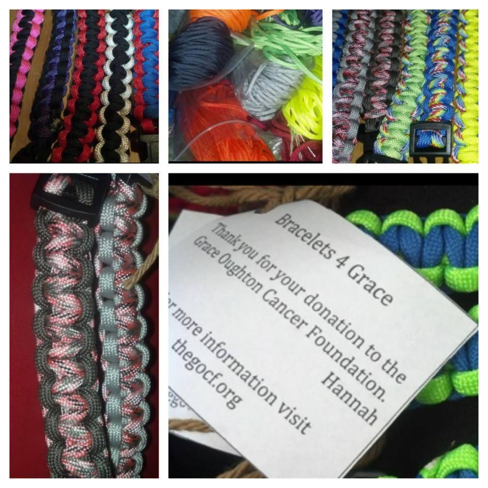 Bracelets 4 Grace