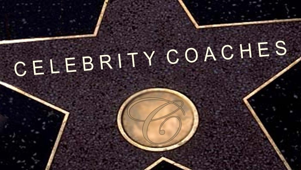 Celebrity coaches