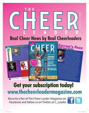 Cheer Leader Magazine