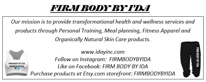Firm Body by I'da