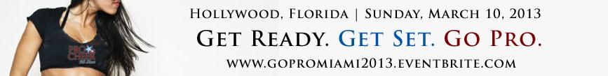 Go Pro Miami March 10 2013