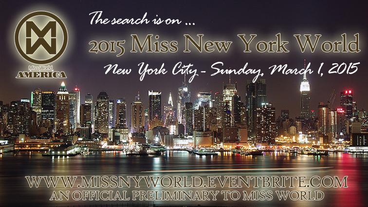 Miss New York World