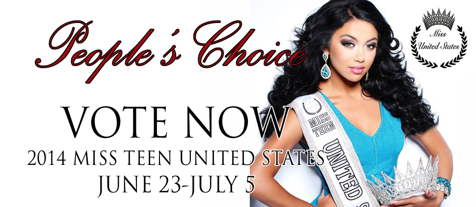 Miss Teen United States People's Choice