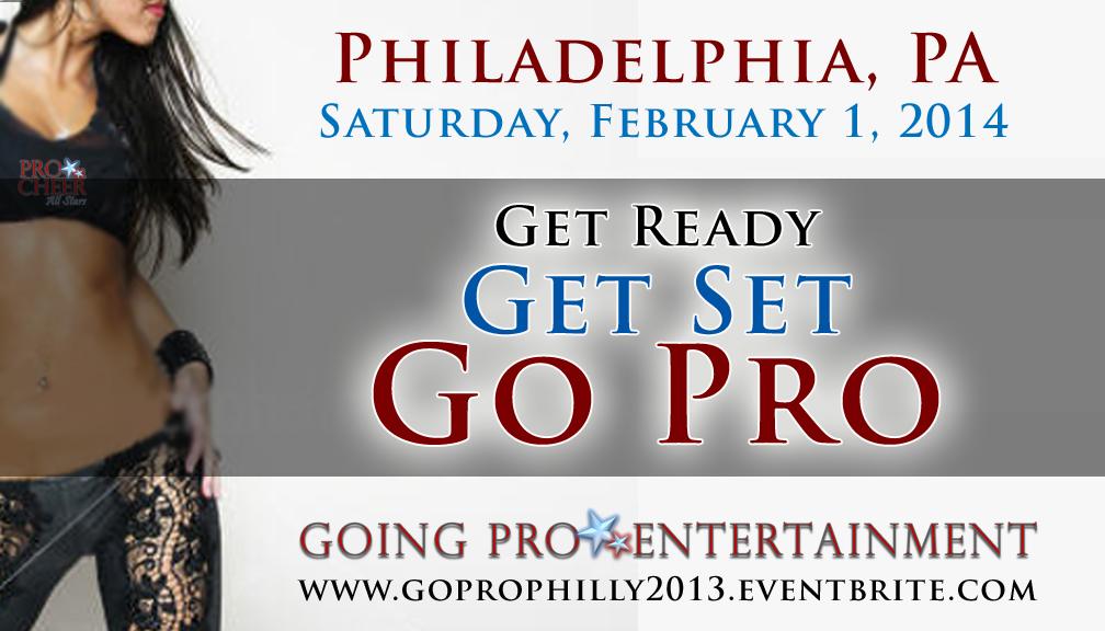 Philadelphia Going Pro February 1 2014