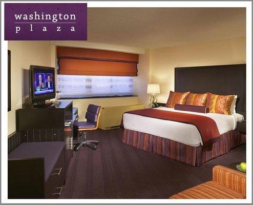 Washington Plaza Room