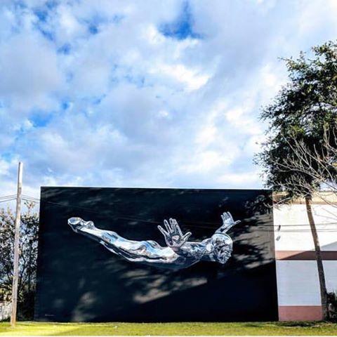 Jacksonville 2017 Mural by Bik Ismo