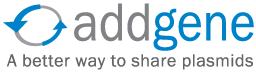 Addgene is a non-profit organization dedicated to making it easier for scientists to share plasmids.