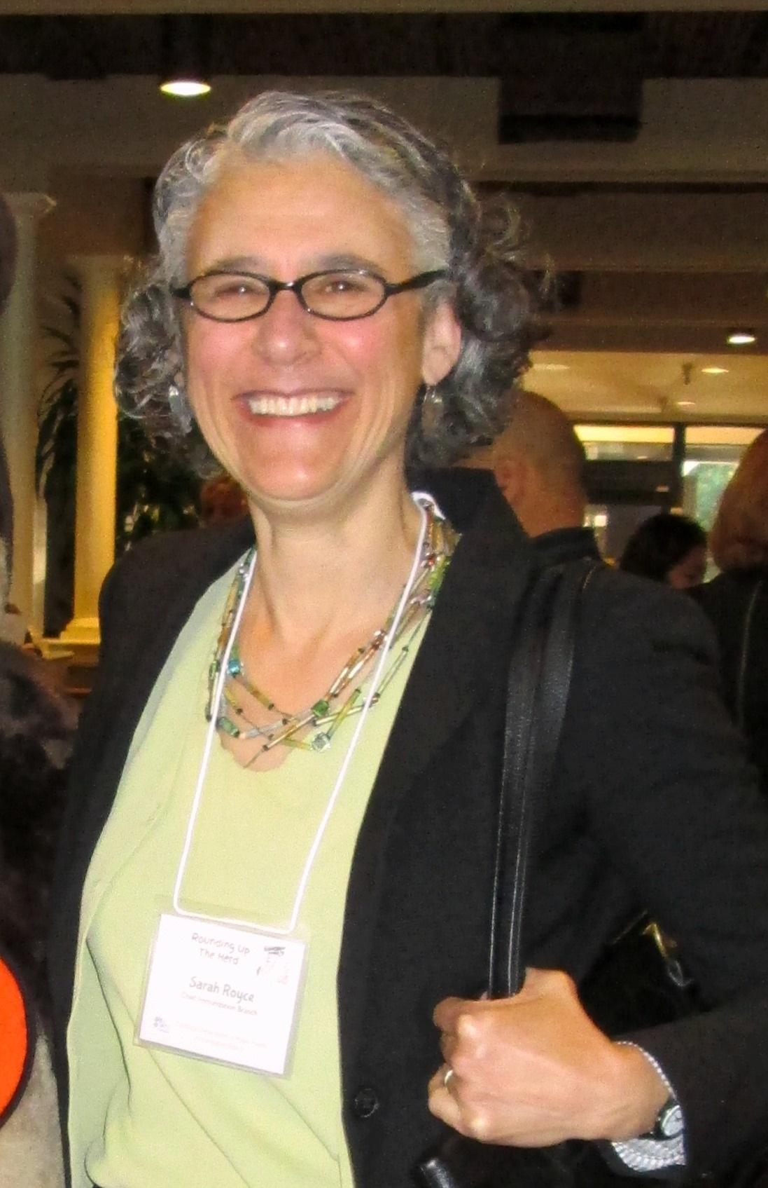 Dr. Sarah Royce