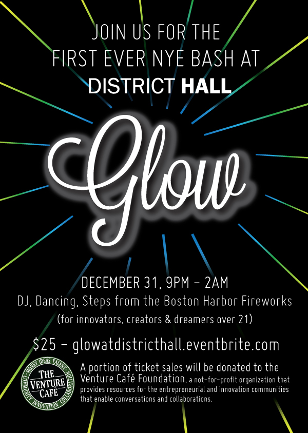 Glow at District Hall