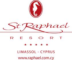 ST. Raphael Logo