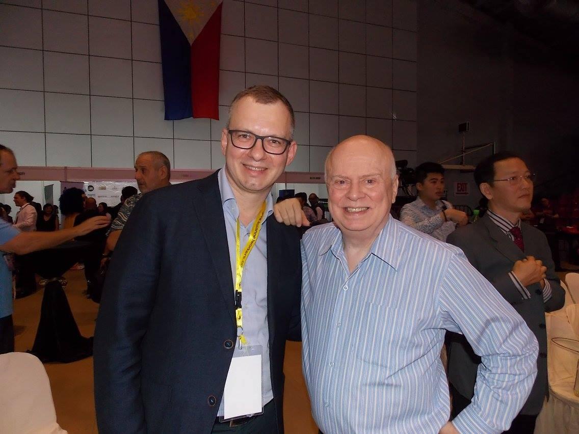 Silard Matrai and Tom Schreiter