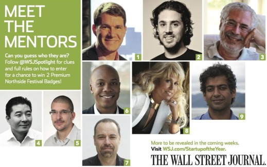 WSJ Startup of the Year