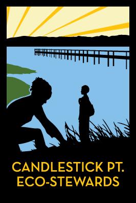 Candlestick Point Eco Stewards Logo