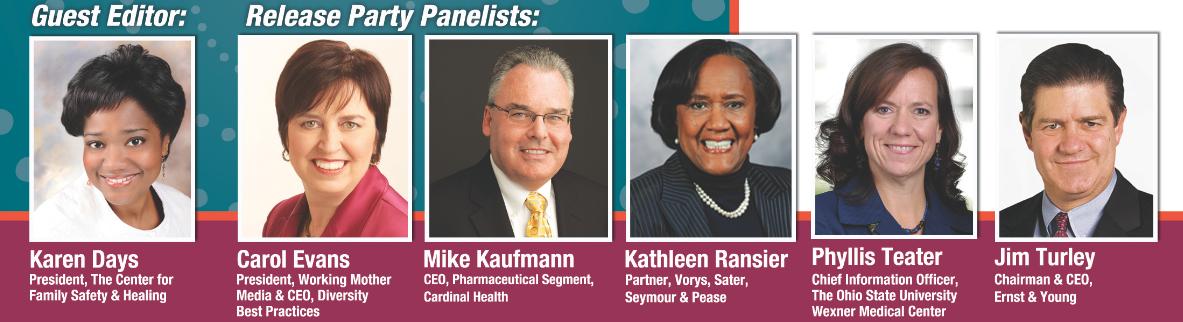 2012 Columbus Panelists