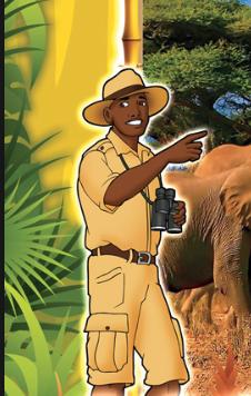Bomani, On Safari VBS Guide