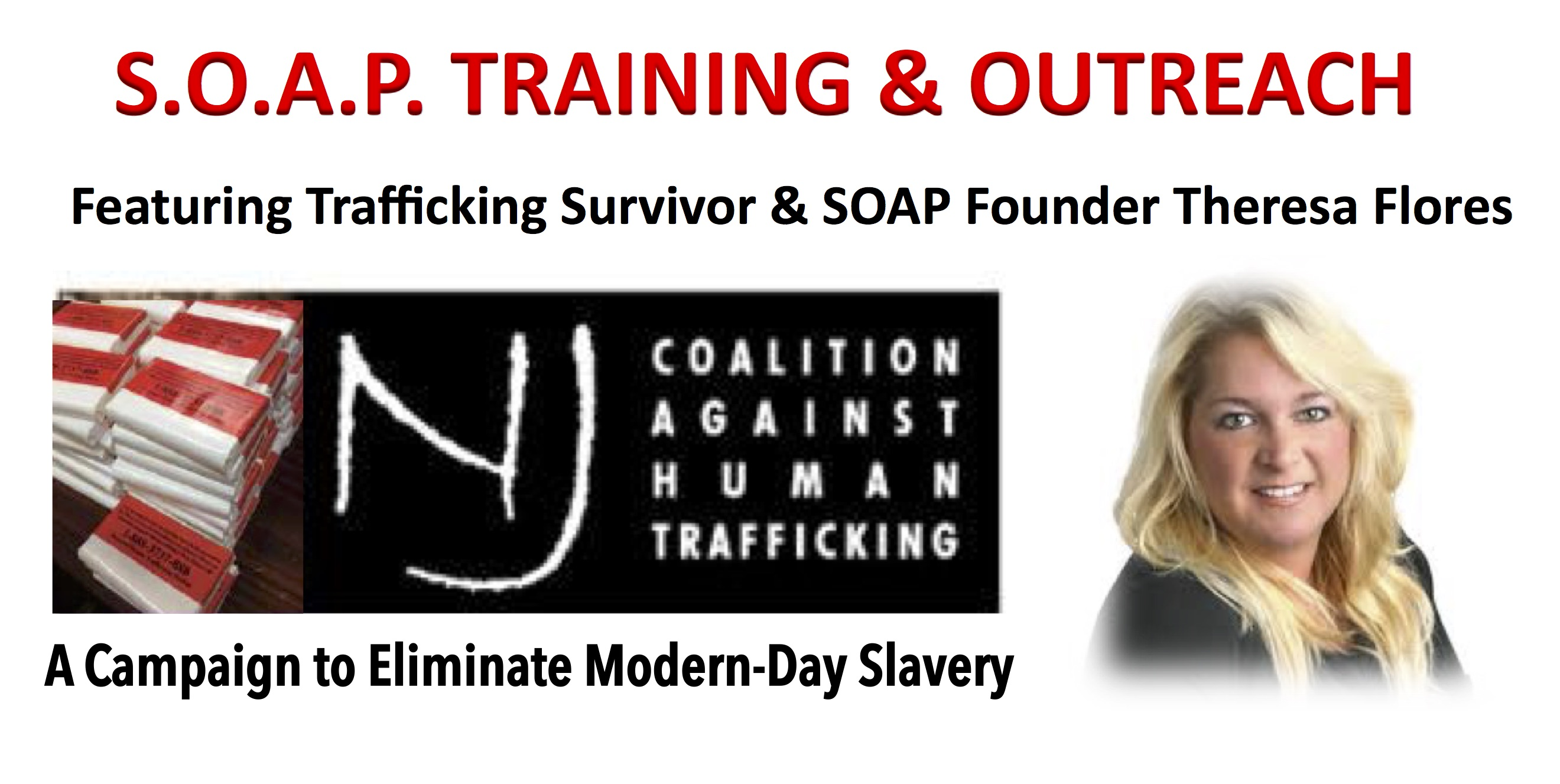 SOAP Outreach & Training With Theresa Flores