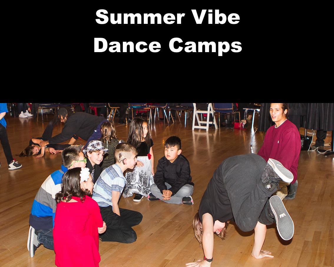 hiphop dance camps