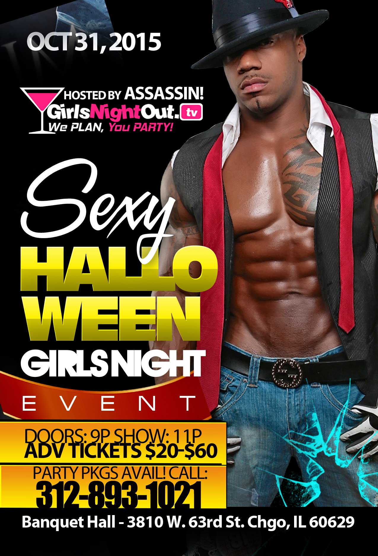 GirlsNightOut.tv | 312-893-1021