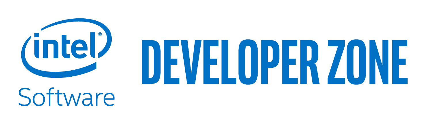 Intel Developer Zone