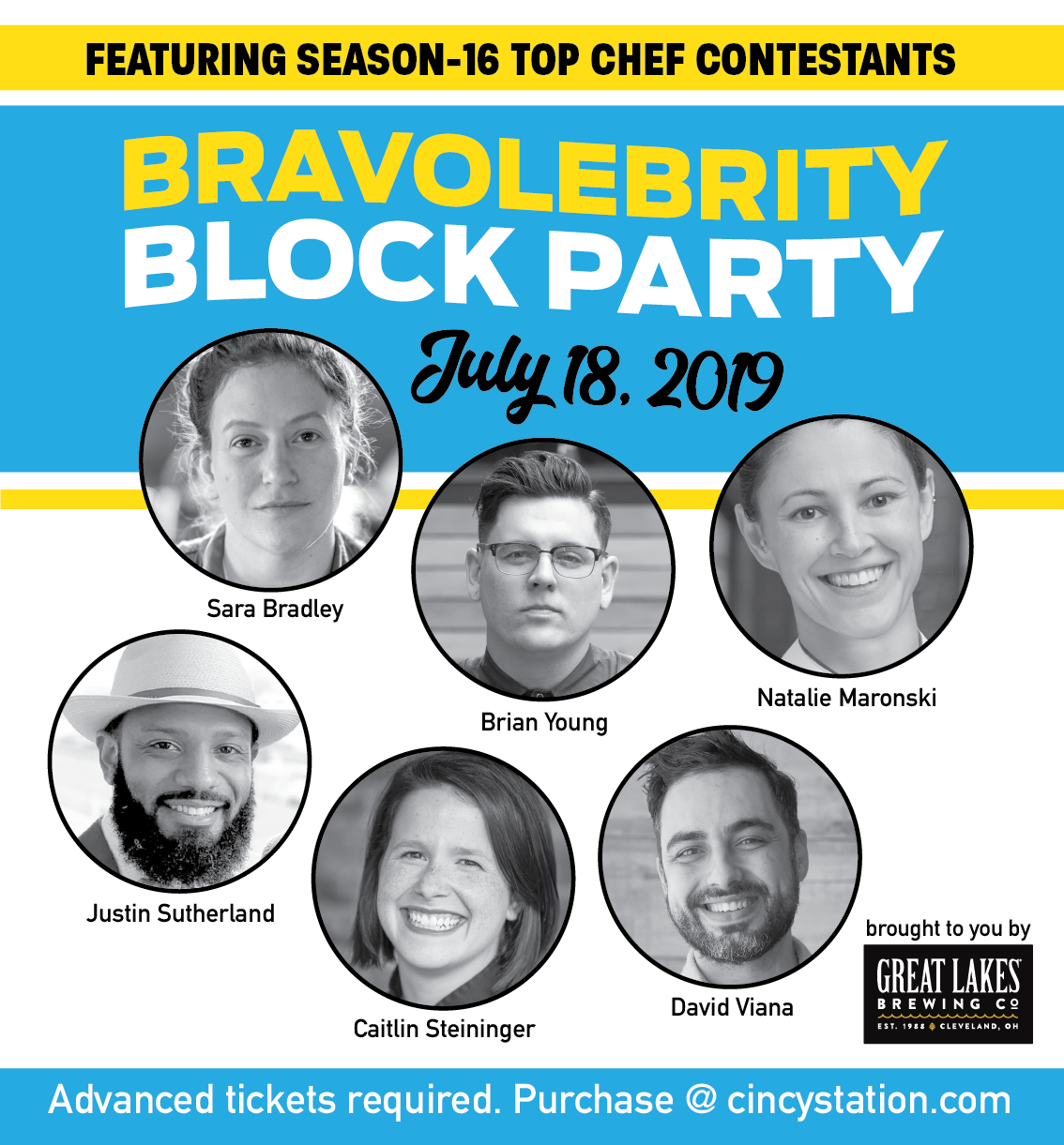 Top Chef Block Party