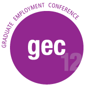 #GEC12: The Graduate Employment Conference