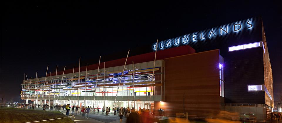 Claudeland Arena, Hamilton - LinkedIn Local Venue