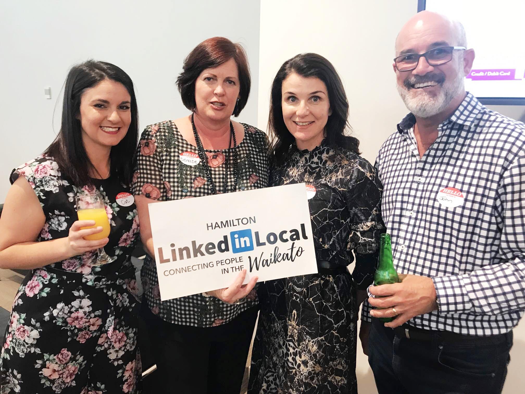LinkedIn Local Hamilton