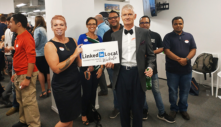 LinkedinLocal Hamilton - Diversity event