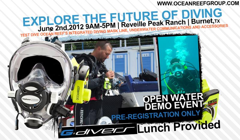 Ocean Reef Demo