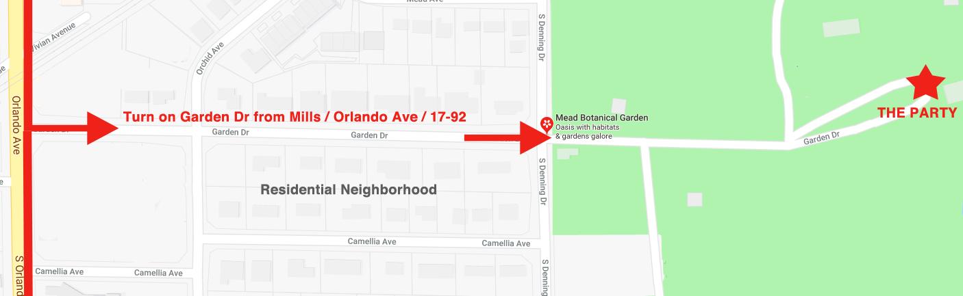 mead garden map