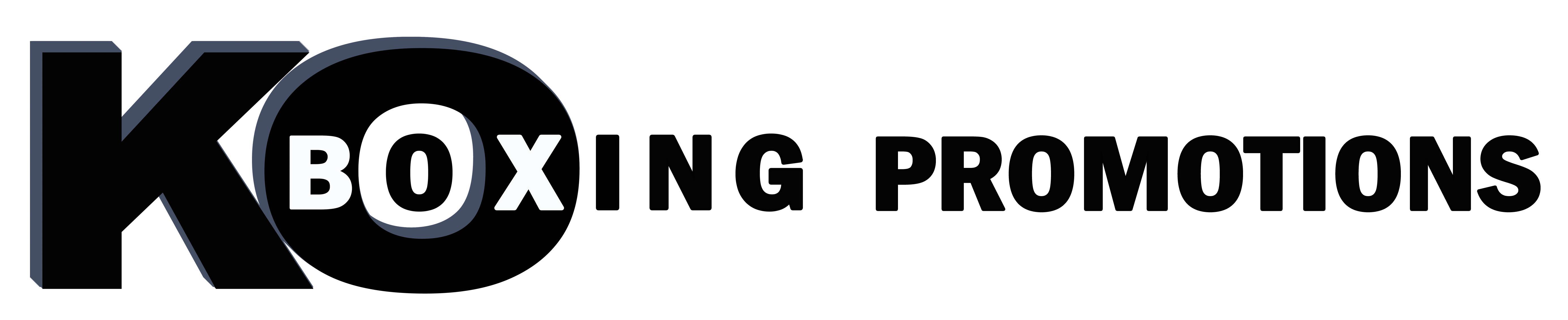K.O. Boxing Logo