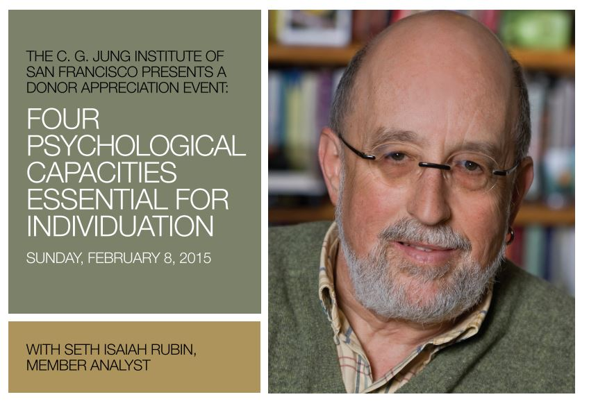 Four Psychological Capacities with Dr. Rubin