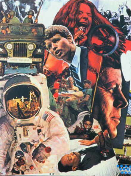Robert Rauschenberg, Signs 1970