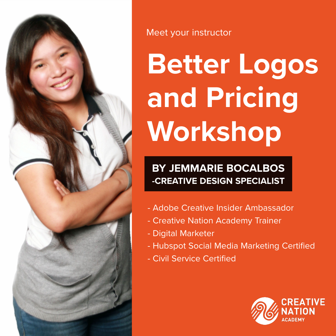 Better Logos and Pricing Workshop